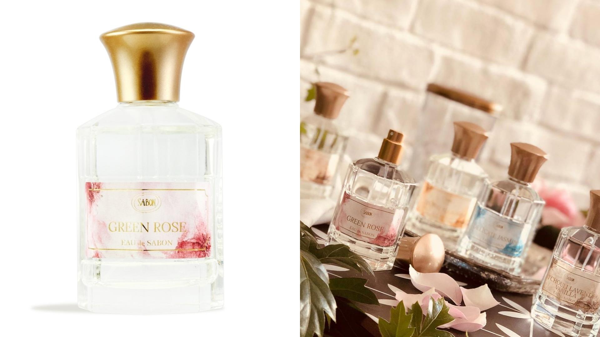 不同於紅玫瑰的冶艷以及白玫瑰的簡約,綠玫瑰和諧的融入玫瑰的柔美與柑橘調的清新