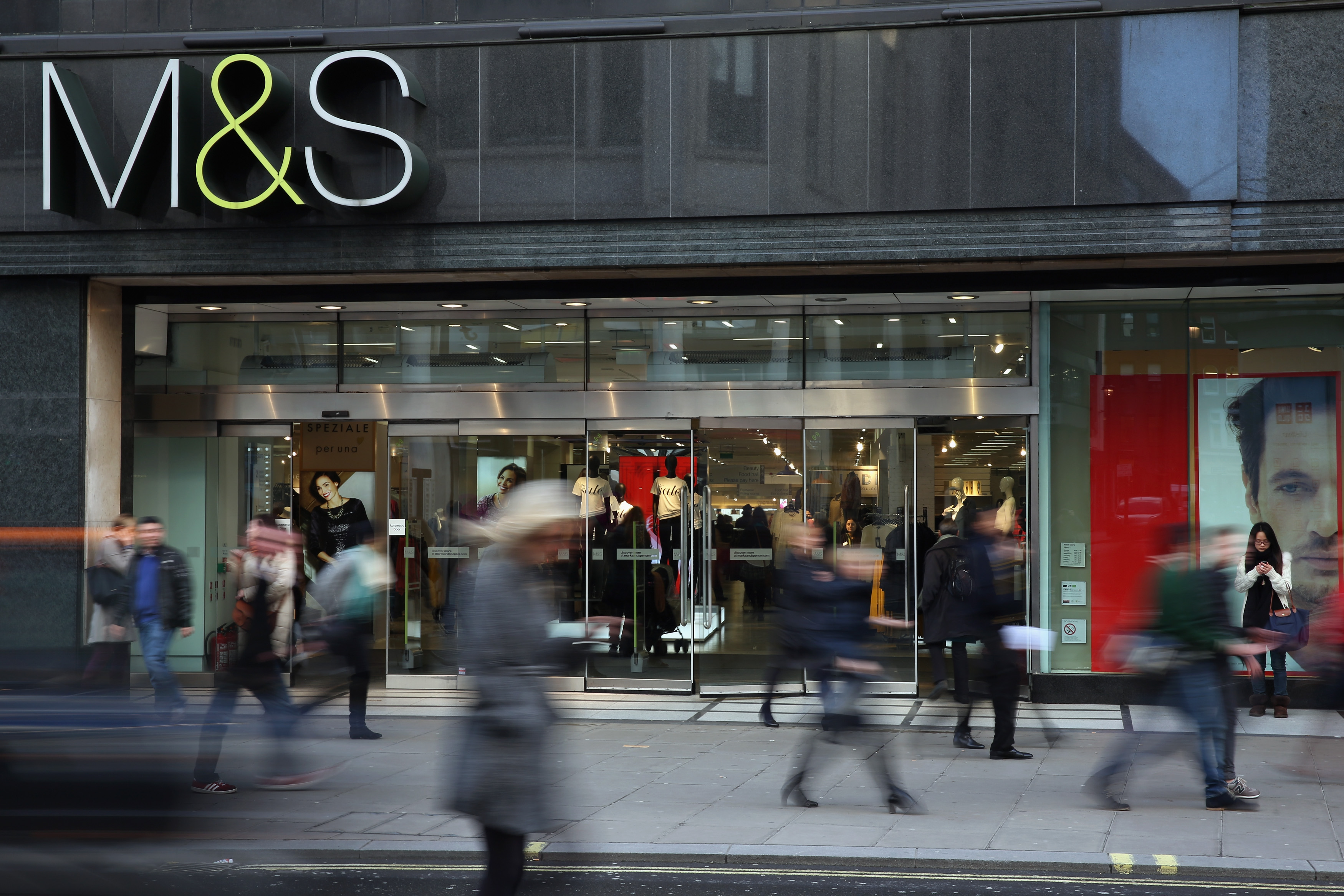 The retailer was forced to apologise over their colour description. (Getty Images)