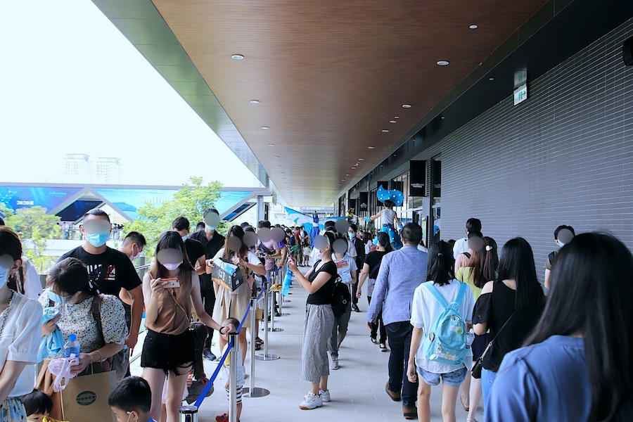 桃園水族館 Xpark 八景島水族館
