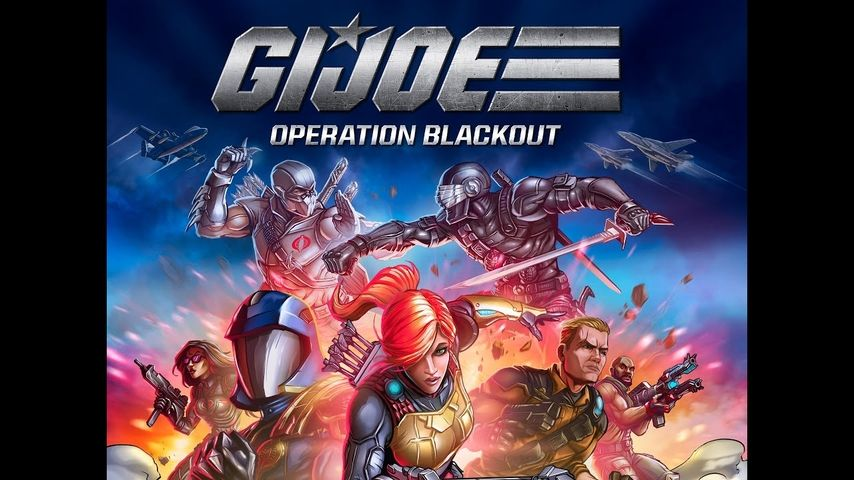 《G.I. Joe:Operation Blackout》