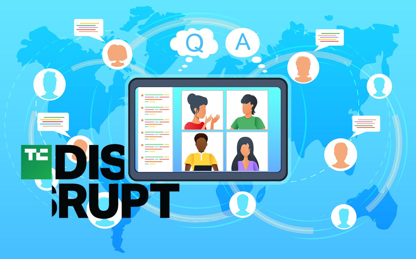 TechCrunch Disrupt 2020