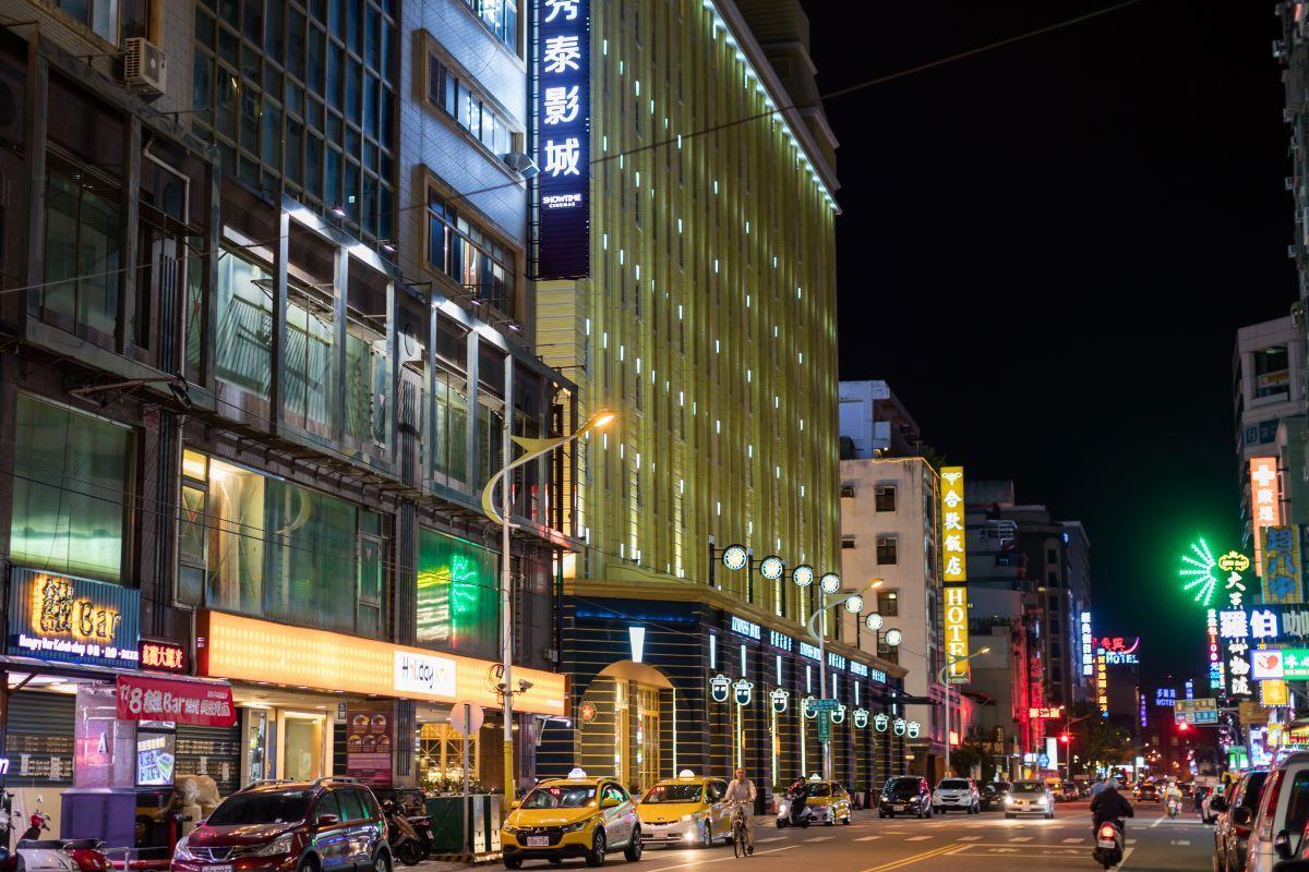 ▲中山路及站前國聯商圈為花蓮最核心的市中心地段,生活娛樂機能皆可滿足。