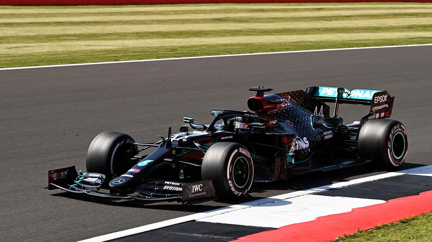 Hamilton解釋英國GP週五自由練習的困境