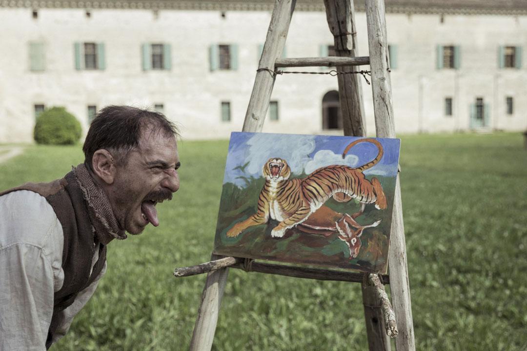 《隱藏的畫家》坎城影帝驚人詮釋20世紀奇才安東尼奧利加布
