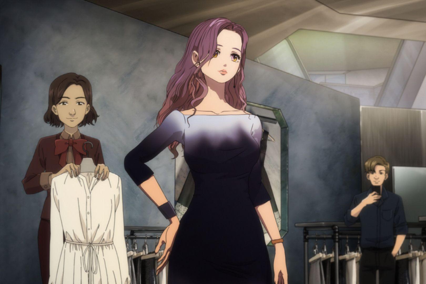 《整容液》本片女主角将从其貌不扬的女孩,因为使用整容液而成为女神