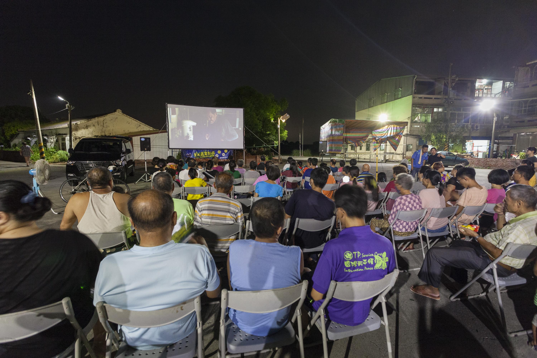 2020螢火蟲電影院活動現場