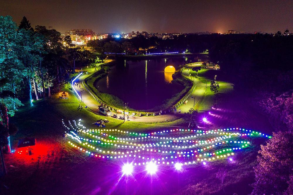 生命的色彩(圖片來源:嘉義市政府)