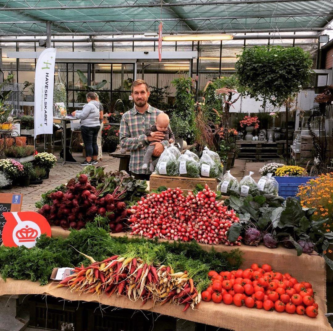 Økotopen 的農產品