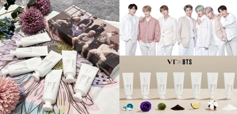 能滋潤手部肌膚又清爽不油膩,與韓國人氣天團-BTS防彈少年團擦上同款香味,香水護手霜也送人自用兩相宜的最佳選擇。