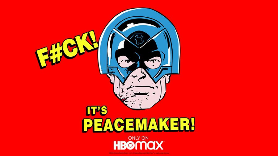 HBO MAX《Peacemaker》影集宣傳圖