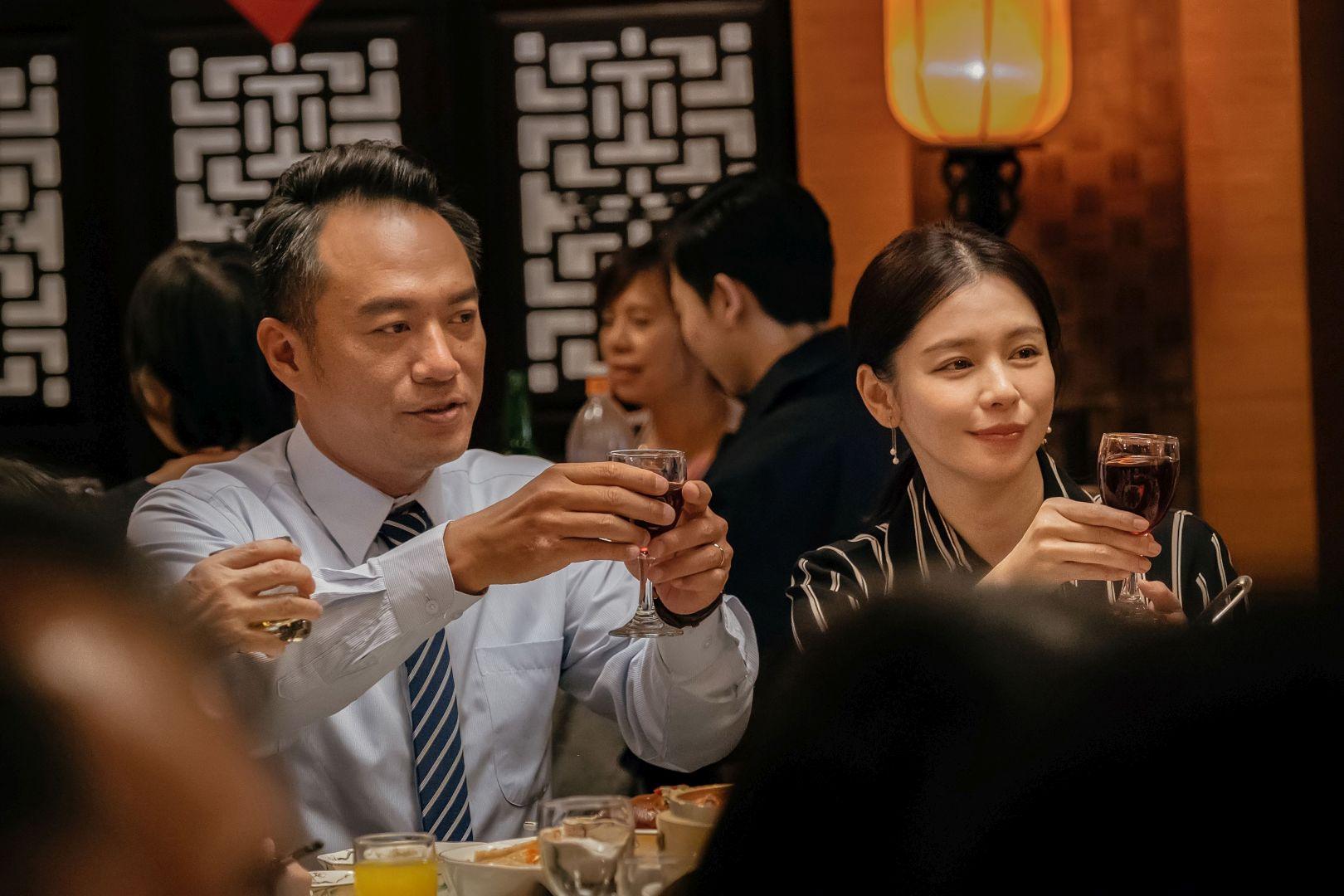 徐若瑄飾演的阿瑜兼顧家庭與工作,責任心強烈