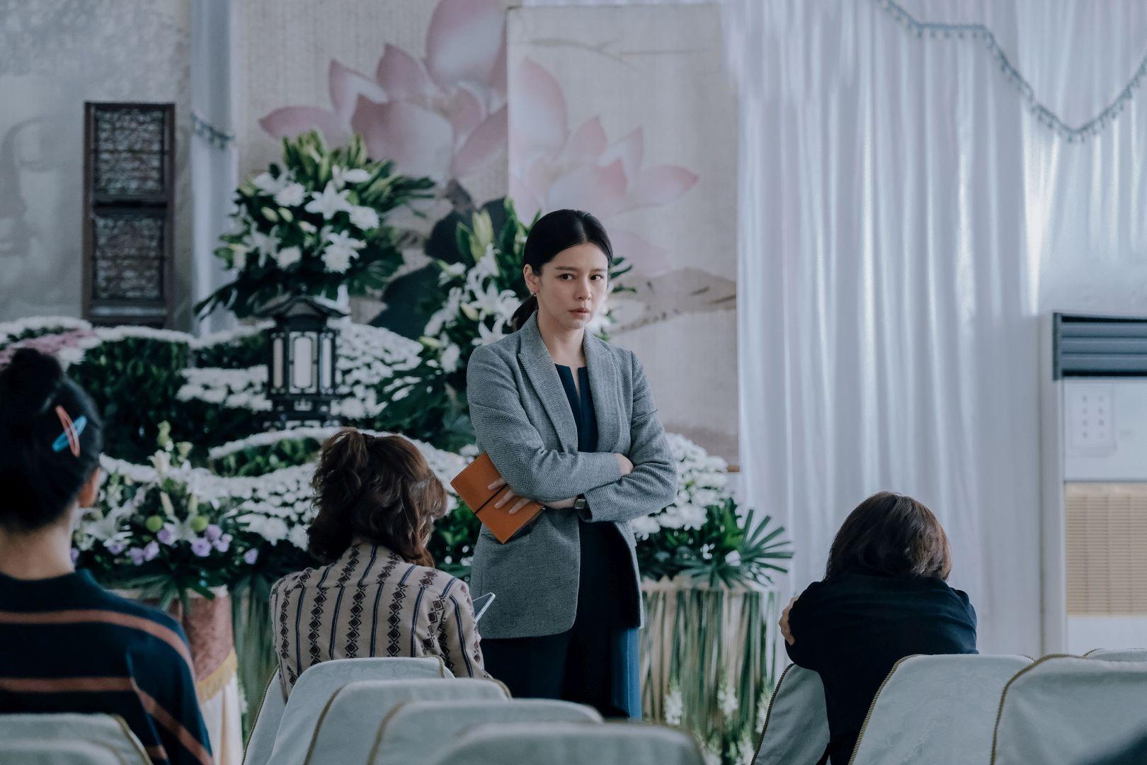 徐若瑄不僅參演電影,還首度跨足擔任監製