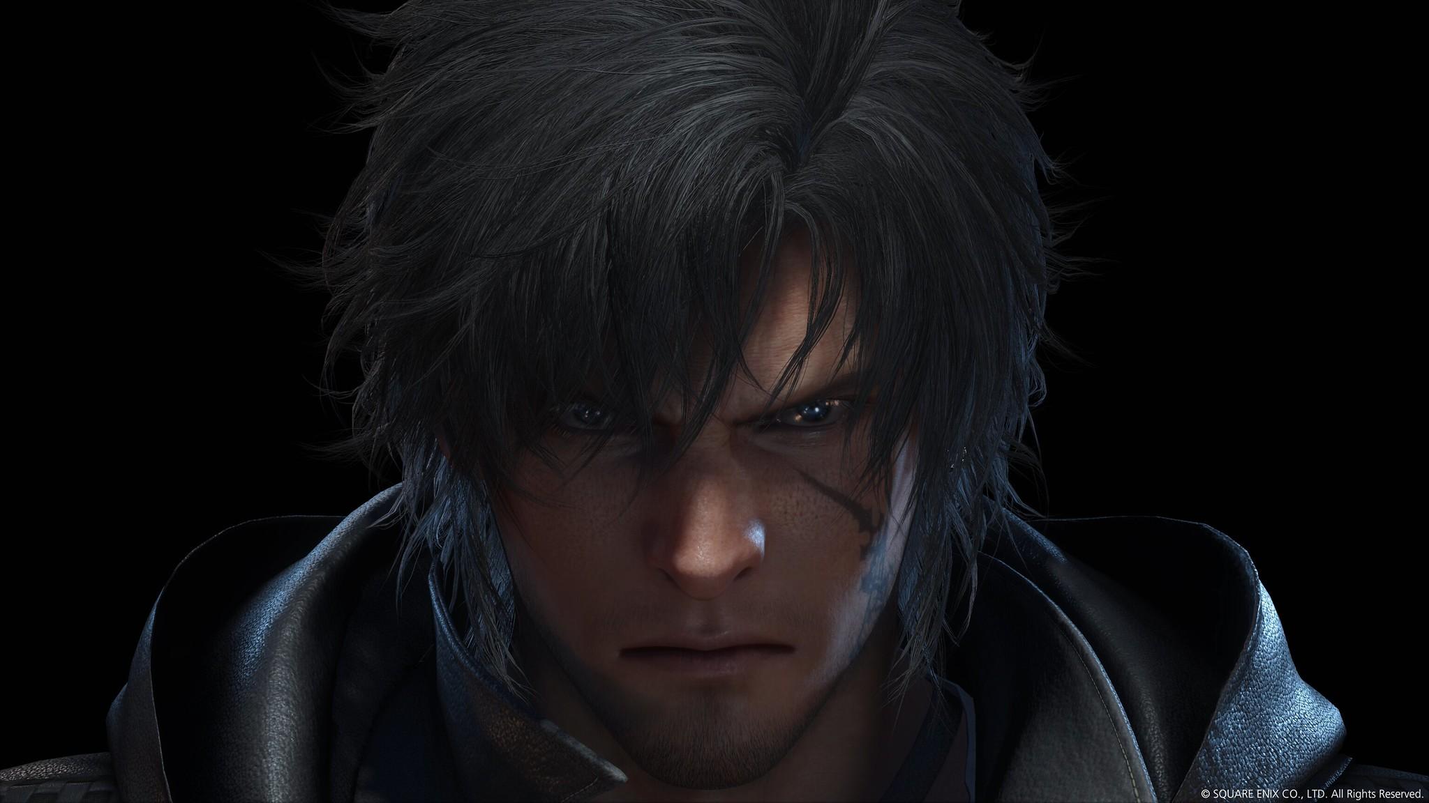 預告中所有畫面,都是遊戲即時的素材。(圖源:Square Enix)