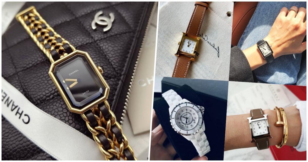 『首飾系錶款』初入手清單TOP6