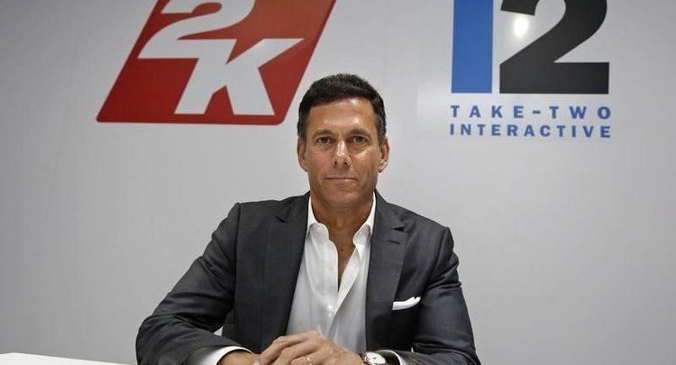 Take-Two 總裁 Strauss Zelnick