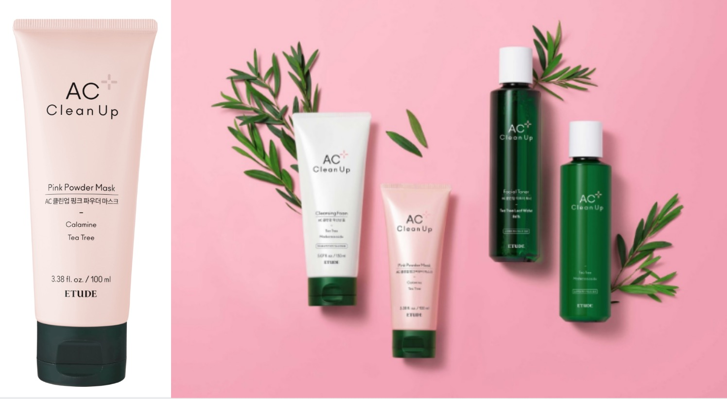 協助肌膚達到油水平衡的水洗式面膜,能幫助清潔老廢角質與毛孔中的細小汙垢,保濕型的霜泥狀面膜,不隨時間乾化,為肌膚增添水潤感。