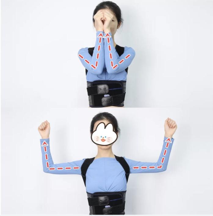上班族如果維持同一個姿勢太久所造成的肩頸不適也能獲得改善