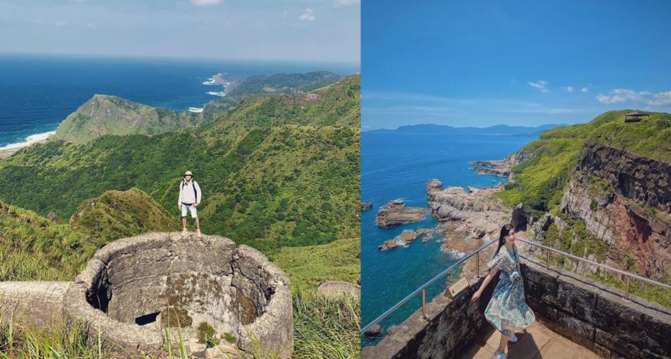 台北近郊海之聲 6條海角絕景步道一望無際