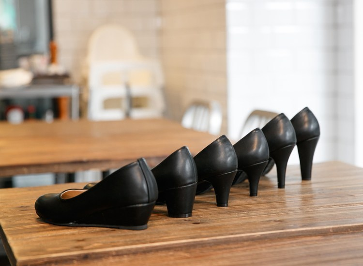 上班穿什麼?D+AF職場鞋款上班鞋挑選全攻略