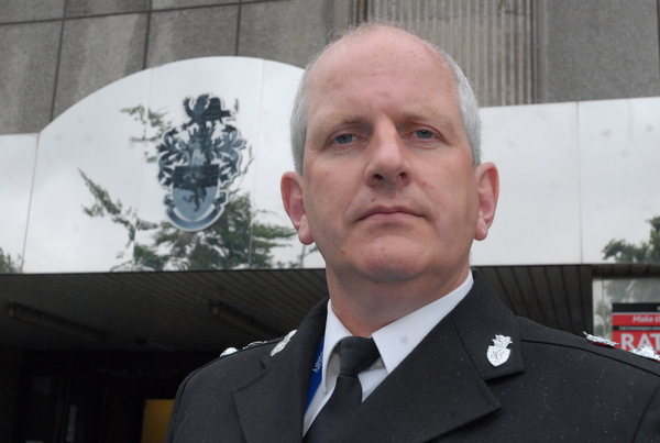 Retired police chief Jim Webster took his own life while isolating due to coronavirus (reach)