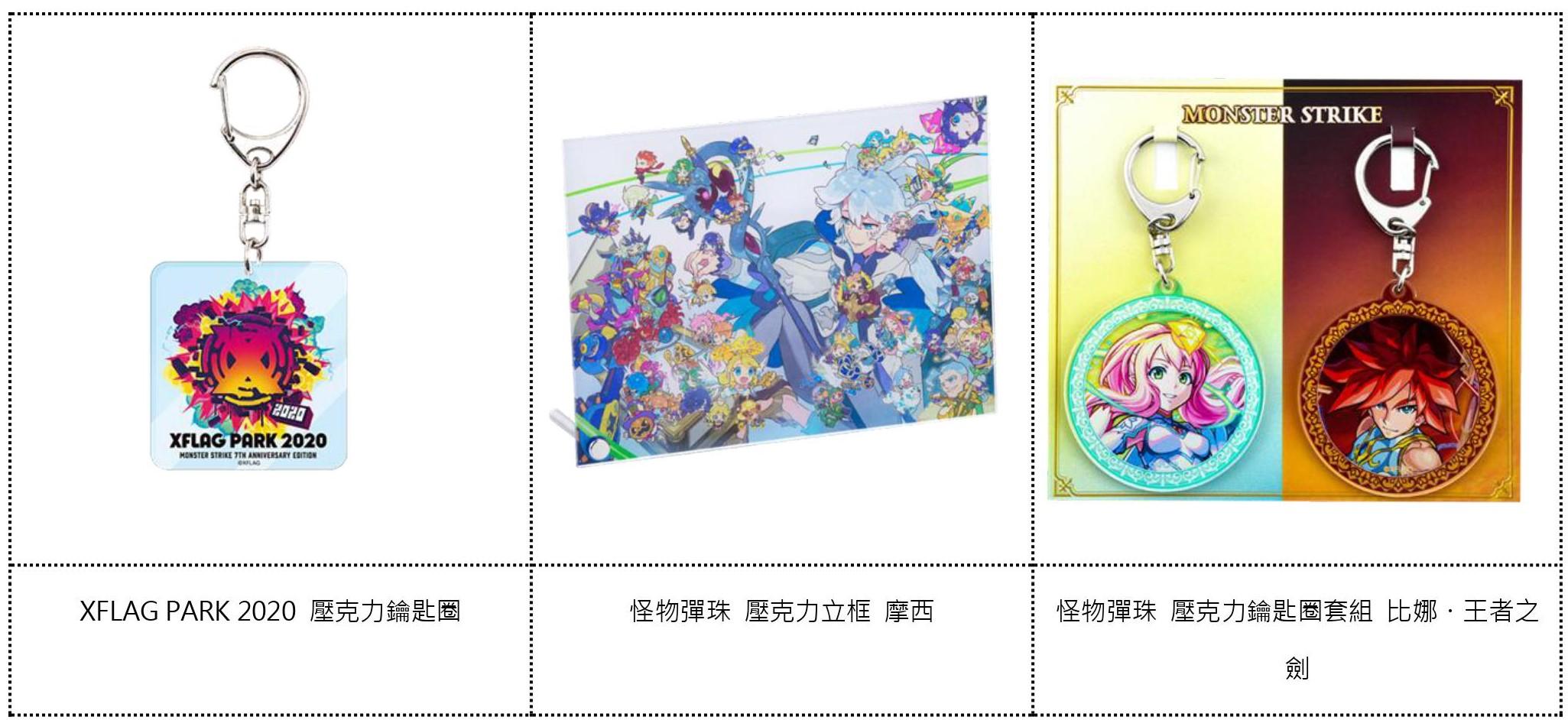▲創力網路商城即將先行開賣怪物彈珠官方授權的各項日本進口商品