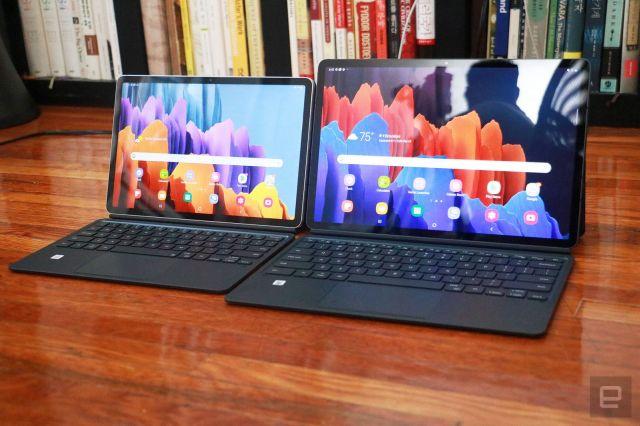 Galaxy Tab 7, 7+