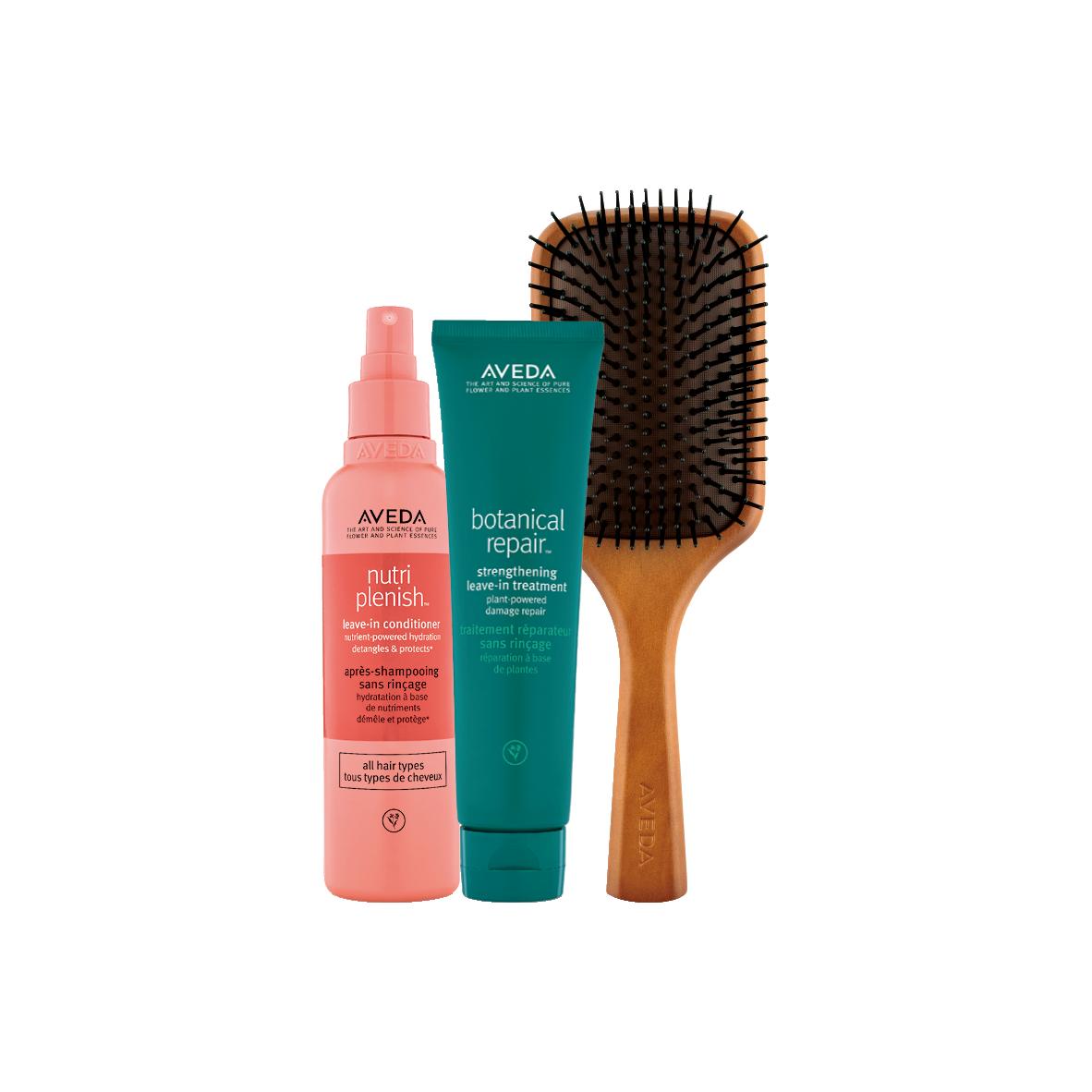 花植結構重鍵精華是今年一上市就引發熱議的產品,直接塗抹即可為髮絲進行三層結構修護,完整補充植物分子防護