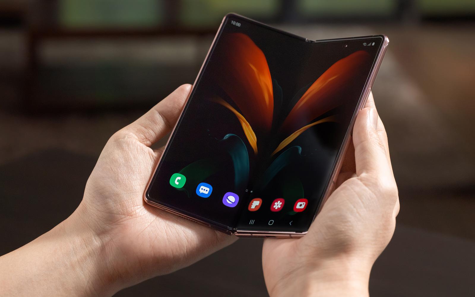 Samsung Galaxy Z Fold 2 發表