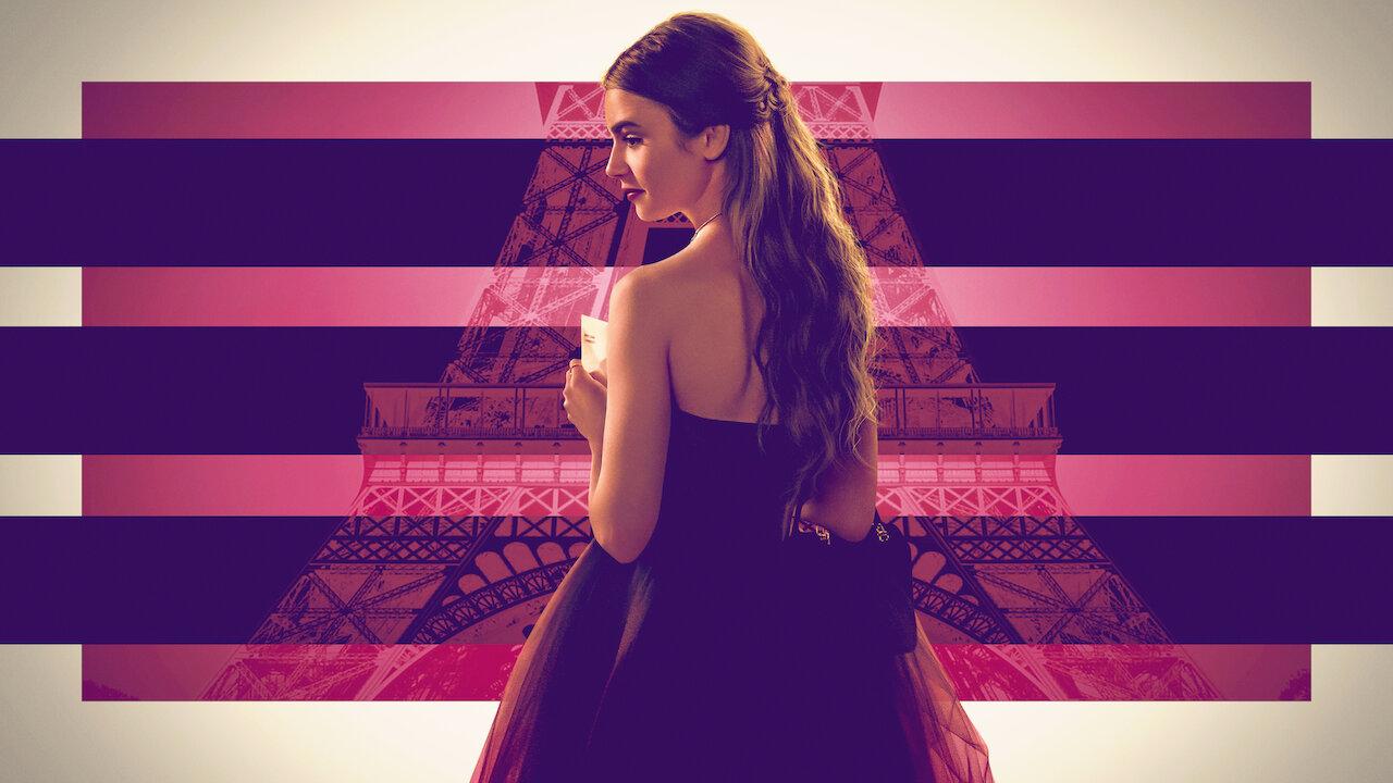 艾蜜莉在巴黎影集宣傳照 Netflix