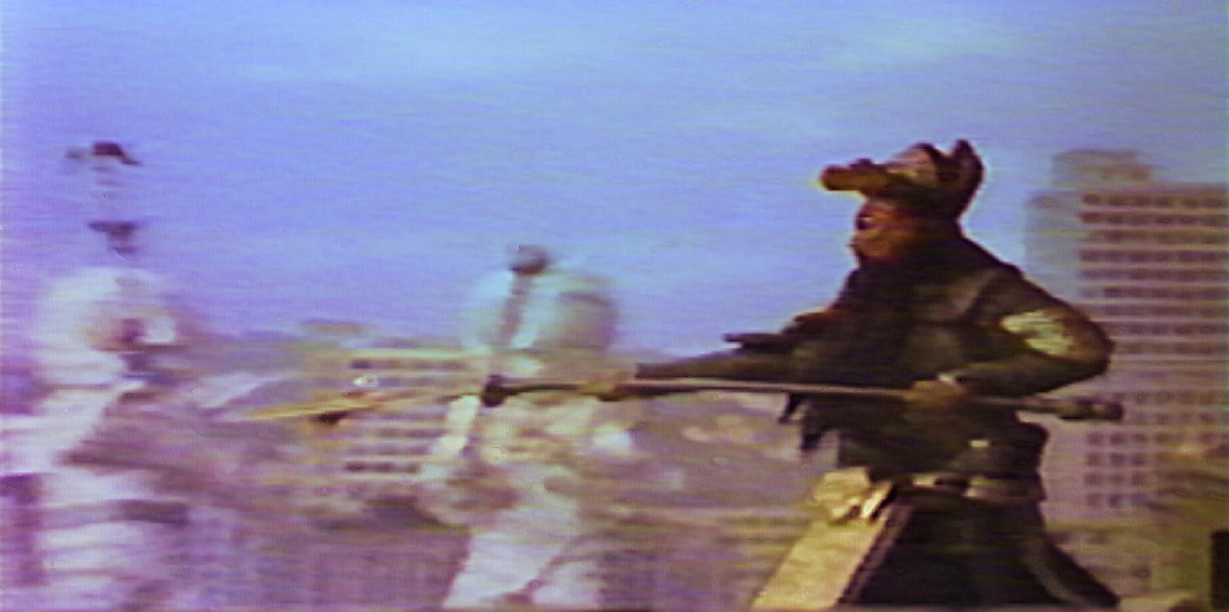 《關公大戰外星人》(Gwan Gung Vs Aliens Remaster, 1976)