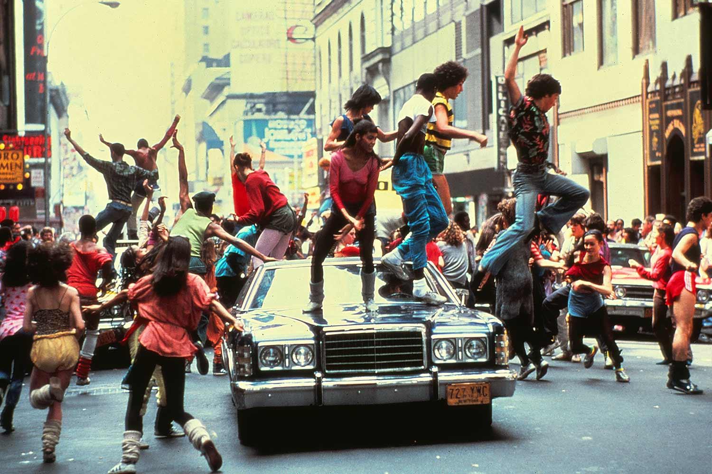 《名揚四海》(Fame, 1980)