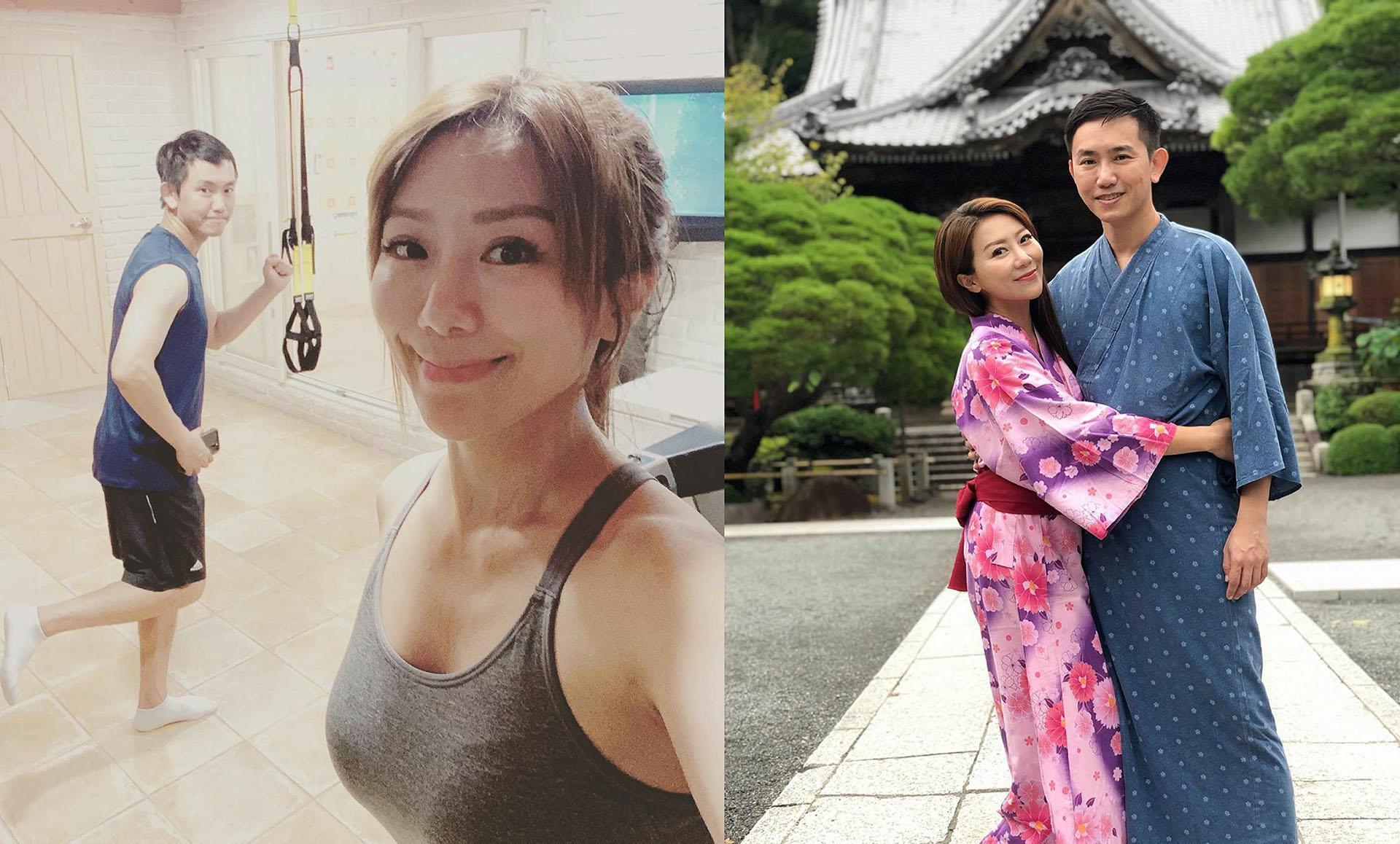 「台灣好媳婦」佩甄與王祚軒醫師結婚12年,育有1對寶貝兒女