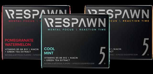Razer respawn