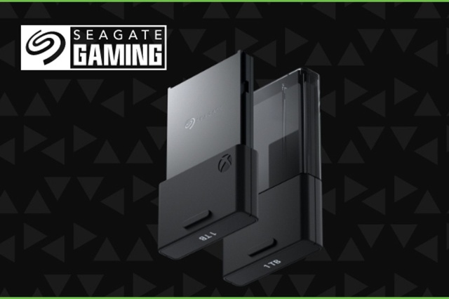 Seagate Expansion Card