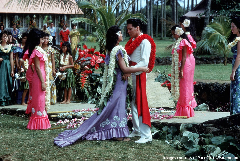 猫王主演的《蓝色夏威夷》片中经典歌曲至今仍为大家广为传颂