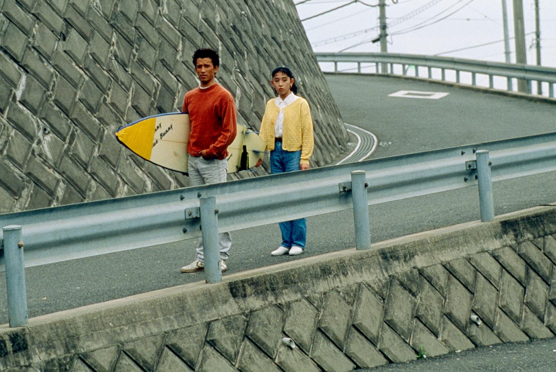 《那年夏天,宁静的海》是北野武的纯爱电影代表作之一