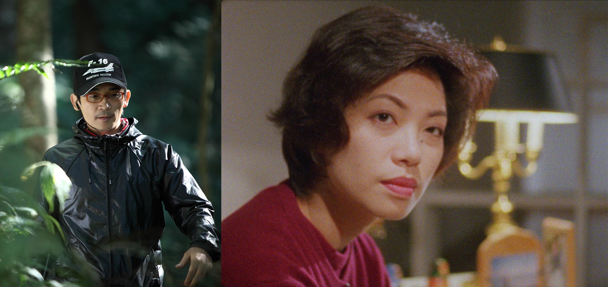 魏德圣(图左)执导的《黎明之前》邀请蔡琴(图右)担任女主角