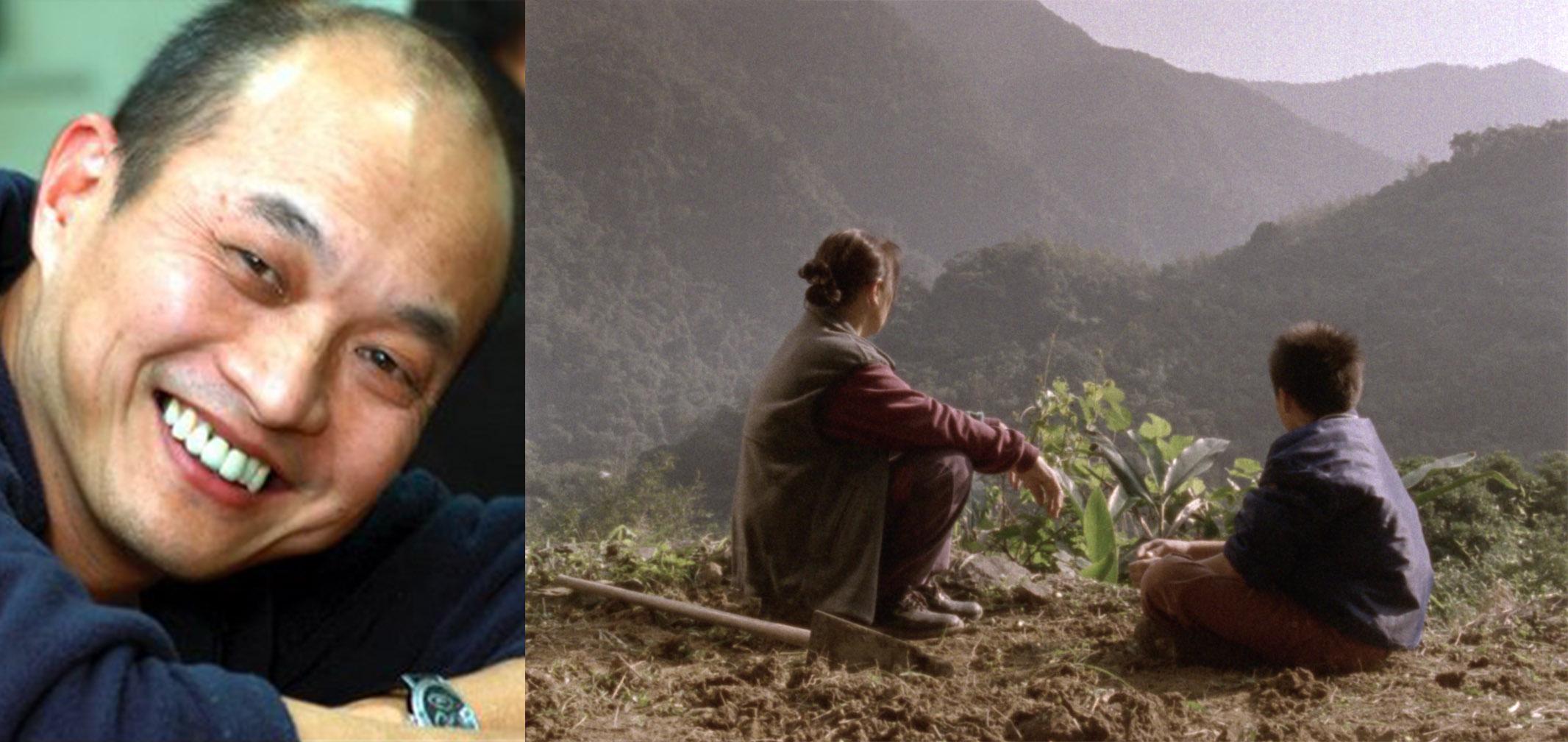 郑文堂的《风中的小米田》为当年金马奖最佳创作短片得主