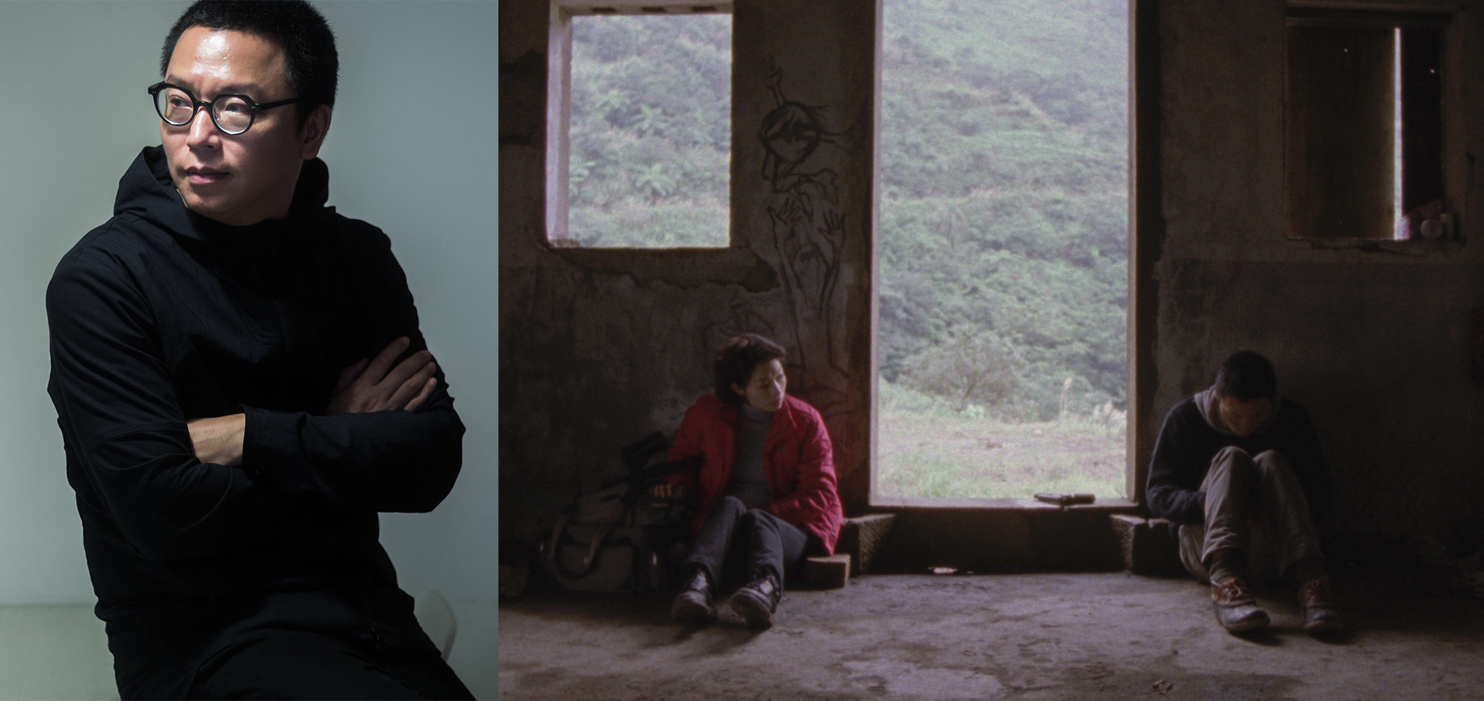 沈可尚的《与山》当年入选坎城影展竞赛