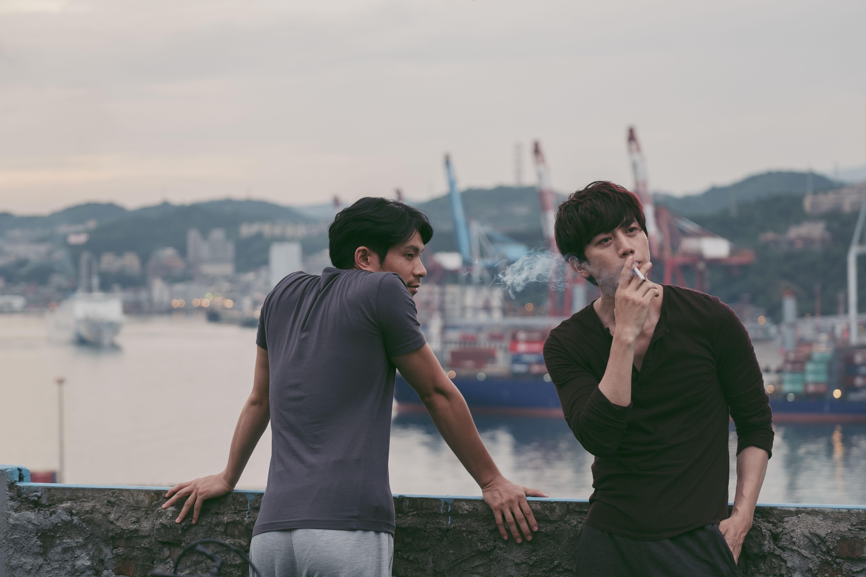 姚淳耀與莫子儀在《親愛的房客》中有一段情