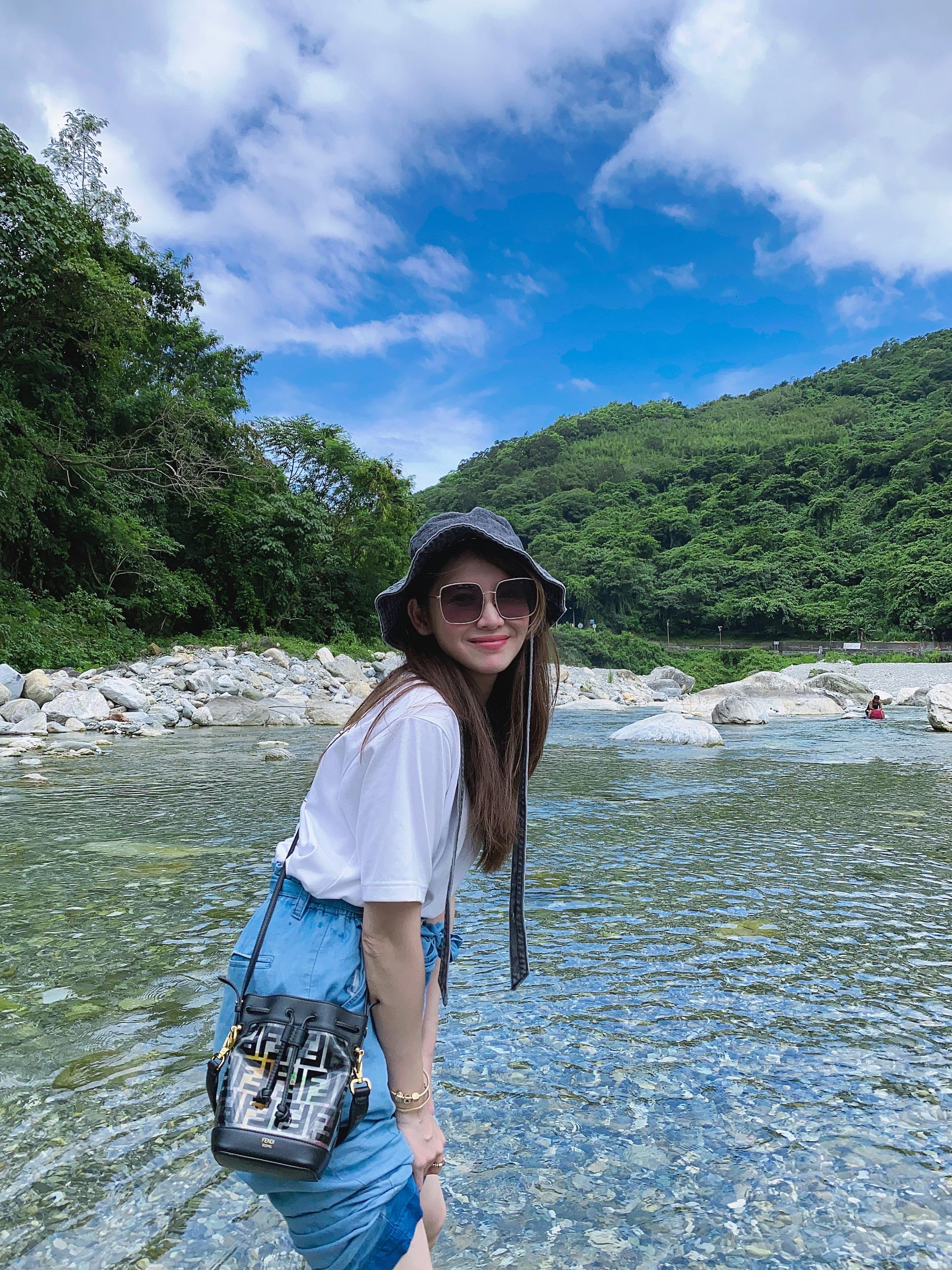 ▲陳小藍認為,旅遊是一種對生活的態度。