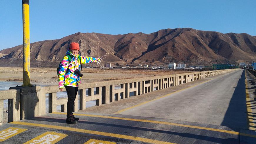 在邊境線不能跨過去、不能拍照拍太久!(圖片來源:百威旅遊 黃子芸)