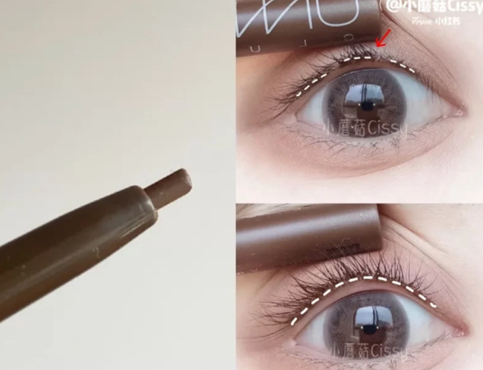 化妝師親授新手「放大瞳孔」眼妝教學