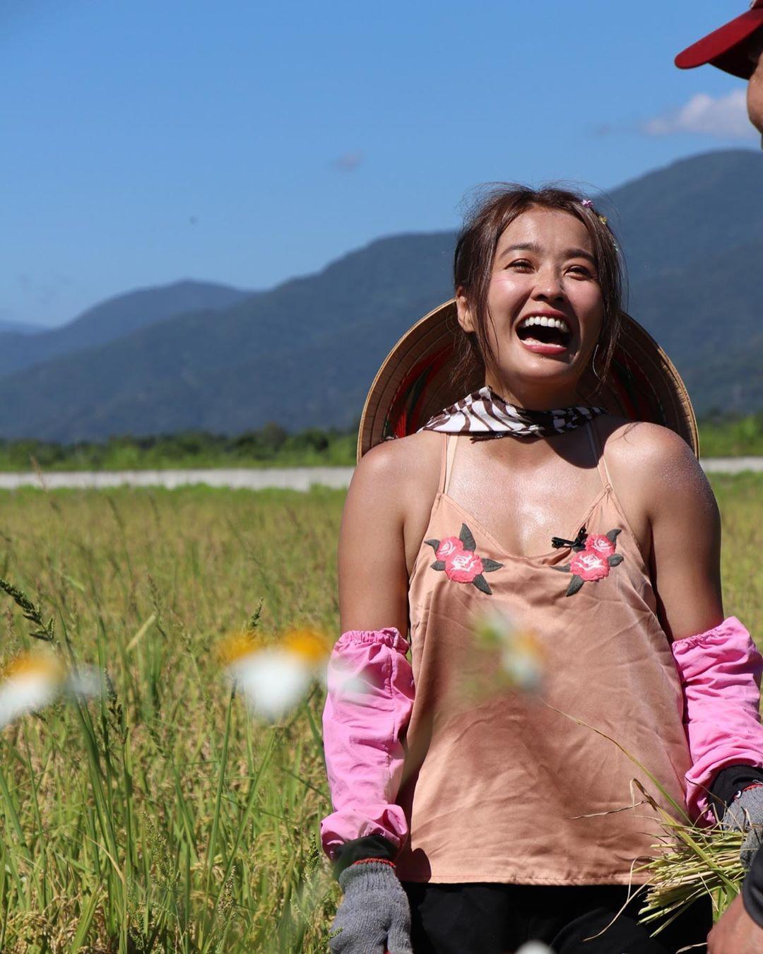 想要保持青春活力,就要不停更新,學習新事物讓她覺得很開心