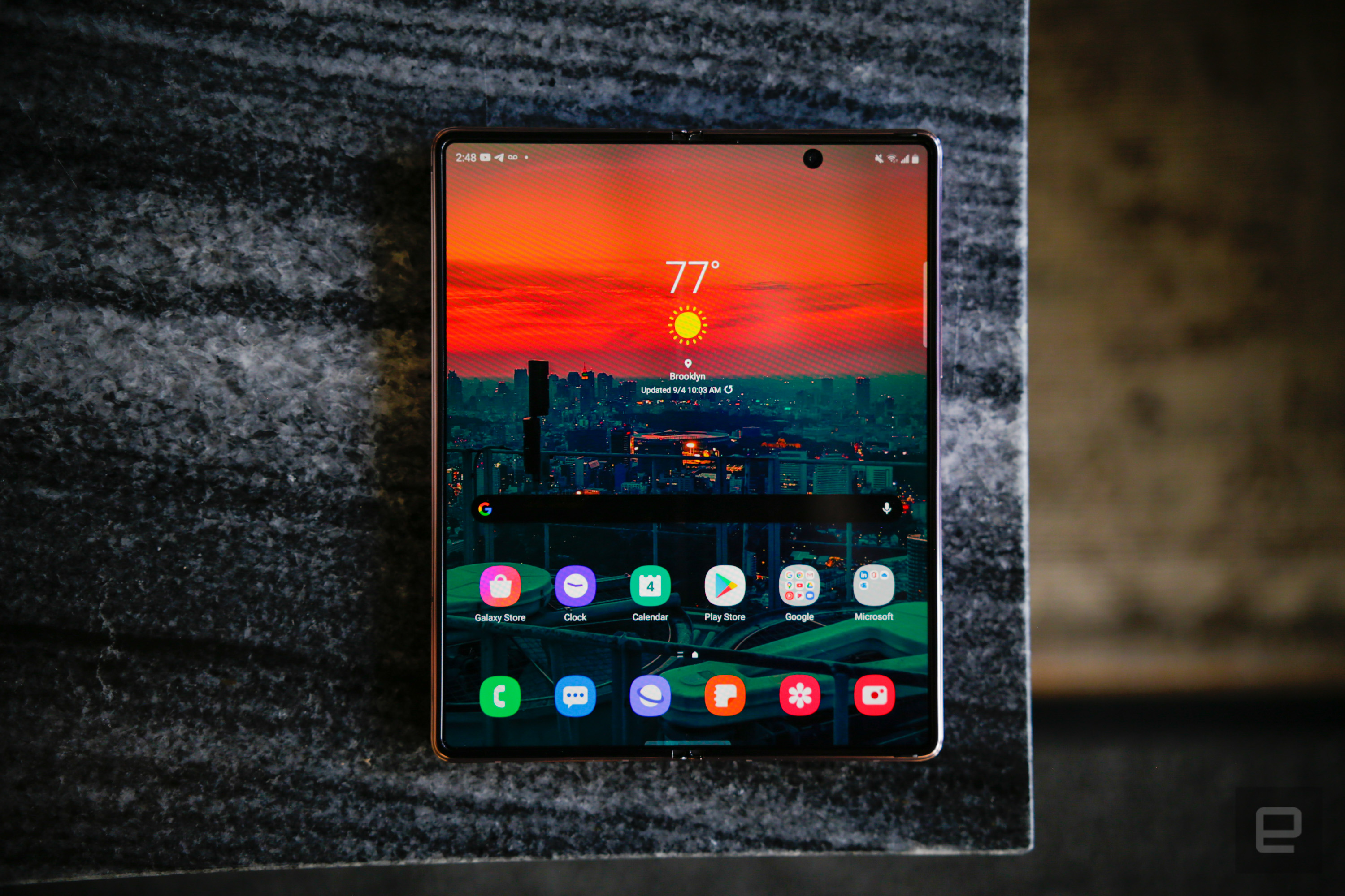 Samsung Galaxy Z Fold2 5G is priced at Rs