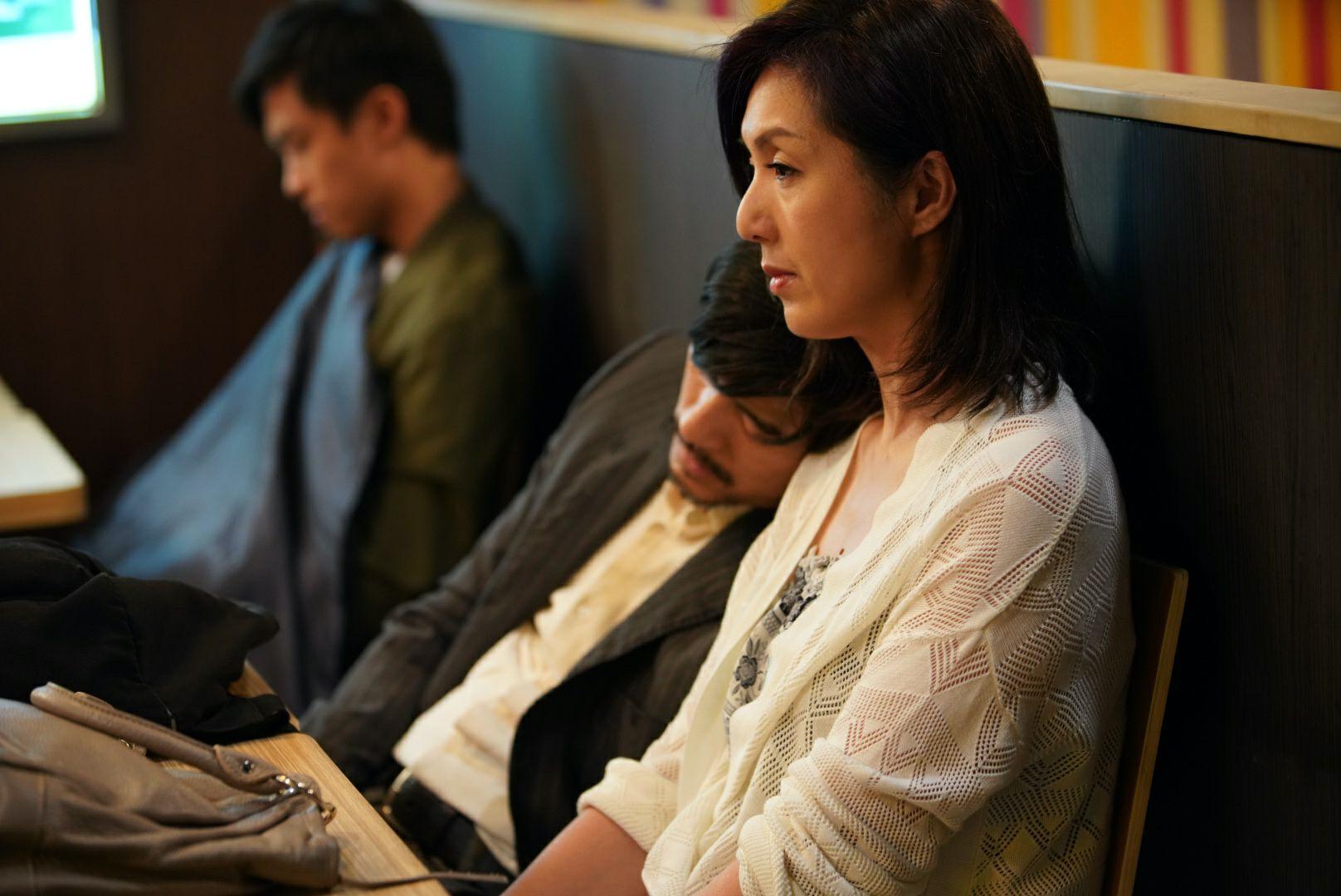 楊千嬅在電影《麥路人》挑戰三秒落淚。(圖:華映娛樂提供)