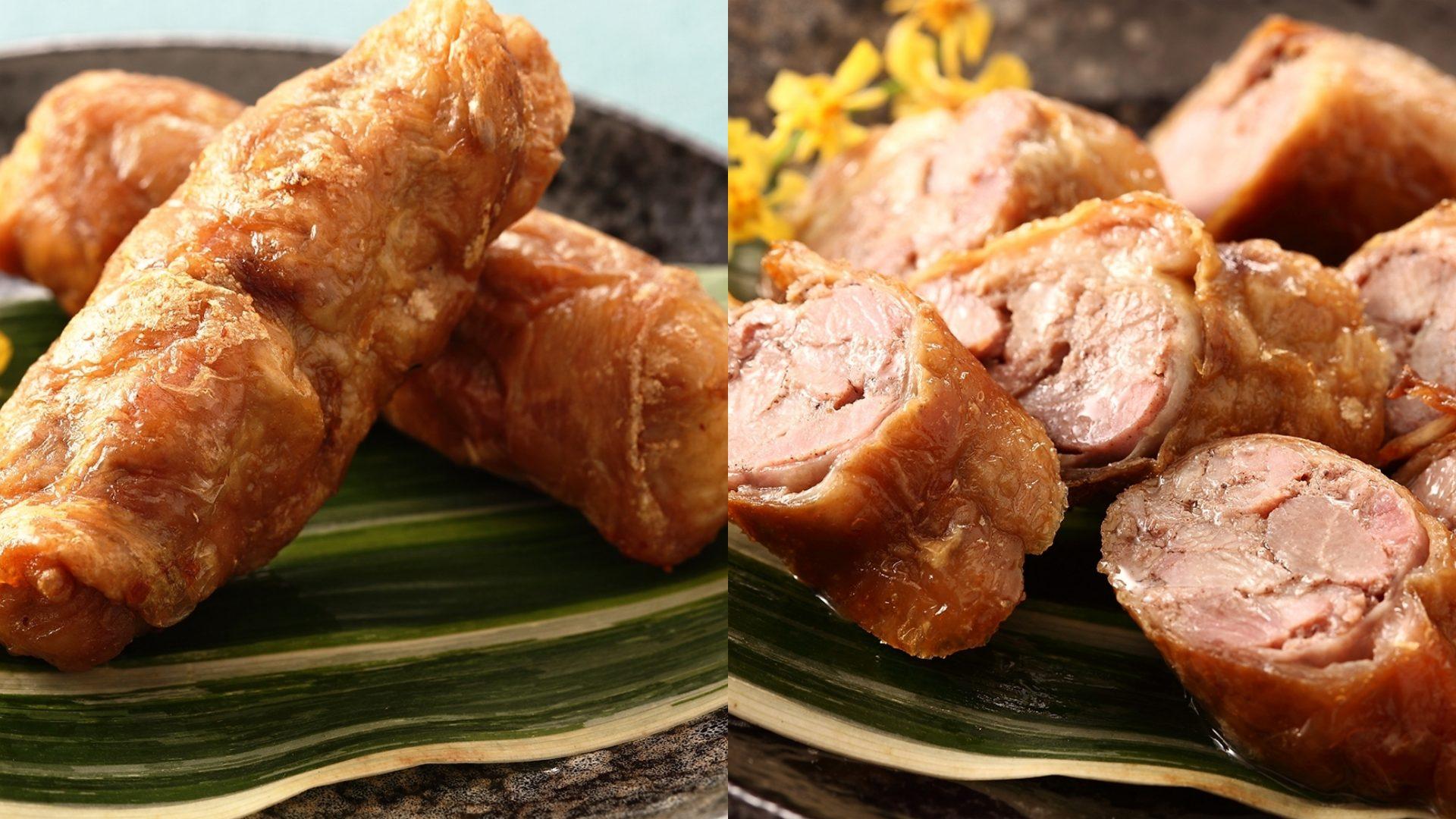 嚴選細嫩的雞腿肉,外面包裹酥脆的外皮,烤過之後外皮的口感脆、裡面的肉一口咬下就爆漿,吃起來真的超療癒!