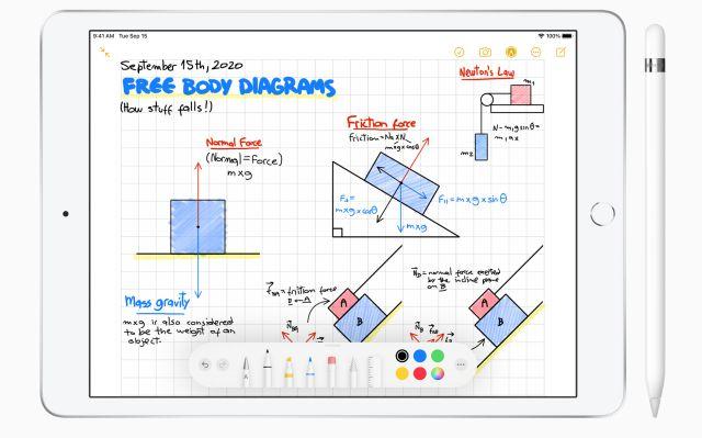 8th-gen iPad