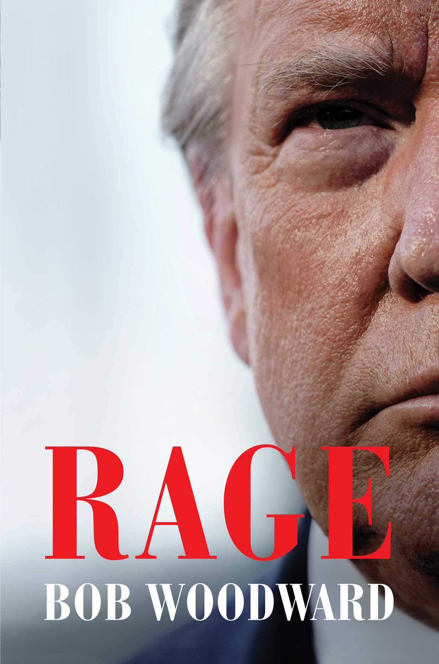 """""""Rage"""" by Bob Woodward"""