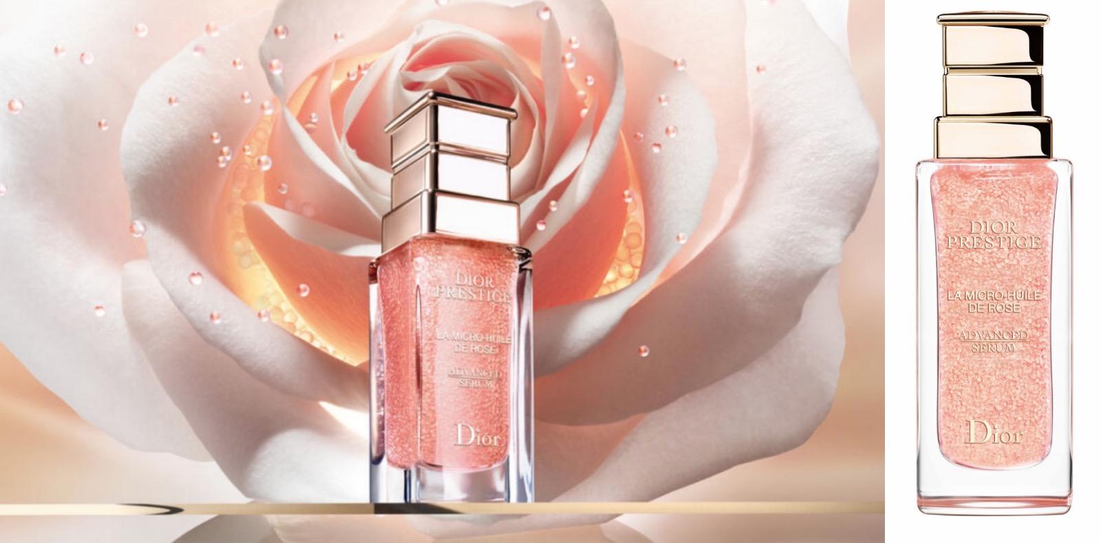 這次周慶限定推出加大版,玫瑰微導精露擁有高達92%天然來源成分。蘊含岡維拉玫瑰從花瓣到花梗中宛如玫瑰生命之水-「玫瑰花液」的全方位修護力,完美打造玫瑰花瓣肌。